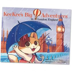 The Review Wire 2019 Holiday Gift Guide: KeeKee's Big Adventures in London by Shannon Jones