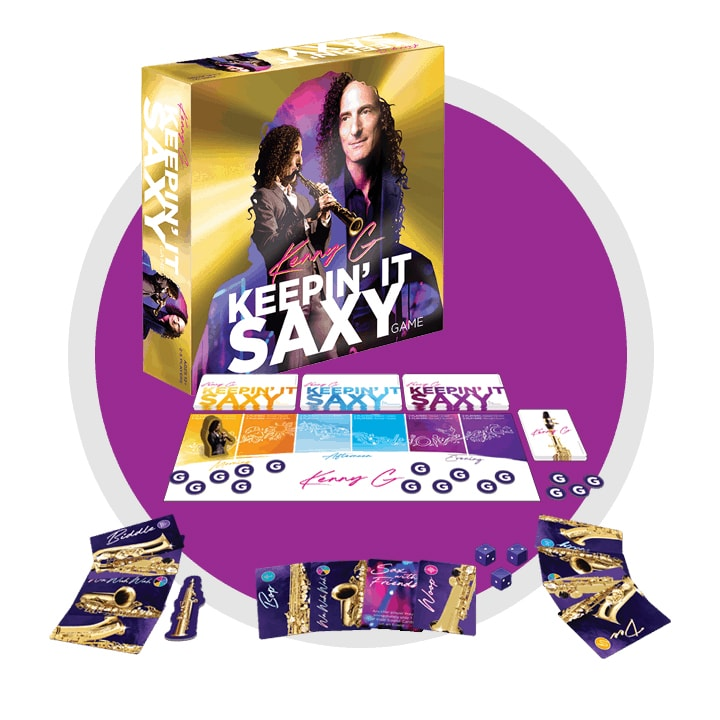 The Review Wire 2019 Holiday Gift Guide: Kenny G Keepin' It Saxy Game
