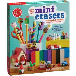 The Review Wire 2019 Holiday Gift Guide: Klutz Make Your Own Mini Erasers
