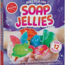 The Review Wire 2019 Holiday Gift Guide: Klutz Make Your Own Soap Jellies