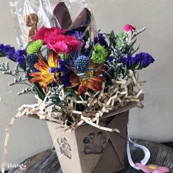 The Review Wire 2019 Holiday Gift Guide: Lucky You Bow Wow Flower Bouquet