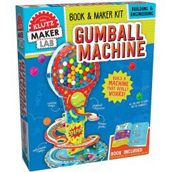 The Review Wire 2019 Holiday Gift Guide: Klutz Maker Lab Gumball Machine