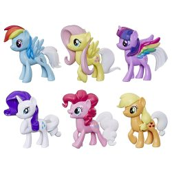 The Review Wire 2019 Holiday Gift Guide: My Little Pony Toy Rainbow Tail Surprise