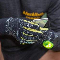 The Review Wire 2019 Holiday Gift Guide: Nathan Sports Hyper Night Reflective Gloves
