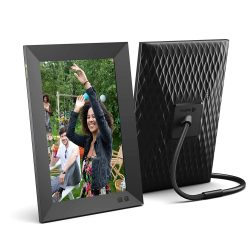 The Review Wire 2019 Holiday Gift Guide: Nixplay Smart Photo Frame 10.1 inch