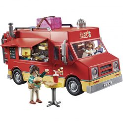 The Review Wire 2019 Holiday Gift Guide: PLAYMOBIL The Movie Del's Food Truck
