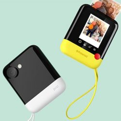 The Review Wire 2019 Holiday Gift Guide: Polaroid POP Instant Digital Camera