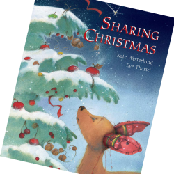 The Review Wire 2019 Holiday Gift Guide: Sharing Christmas by Kate Westerlund