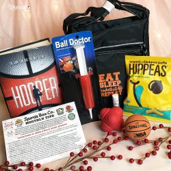 The Review Wire 2019 Holiday Gift Guide: SportsBoxCo.com Subscription Box (Hoops Box)