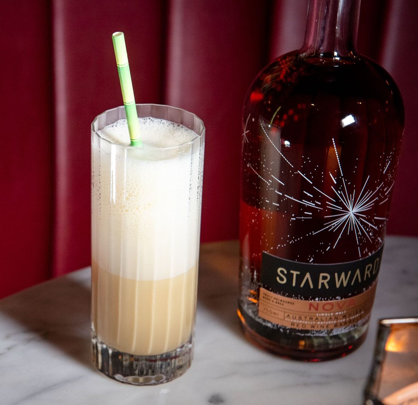 Starward New World Egg Nog