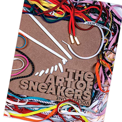 The Review Wire 2019 Holiday Gift Guide: The Art of Sneakers by Ivan Dudynsky