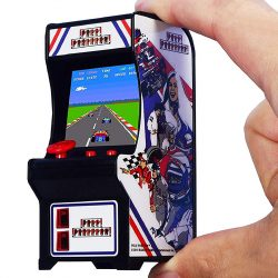 The Review Wire 2019 Holiday Gift Guide: Tiny Arcade Pole Position