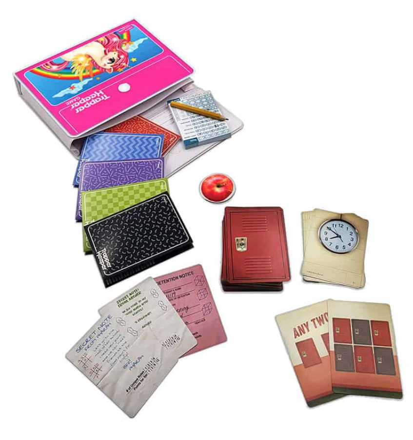 The Review Wire 2019 Holiday Gift Guide: Trapper Keeper Game