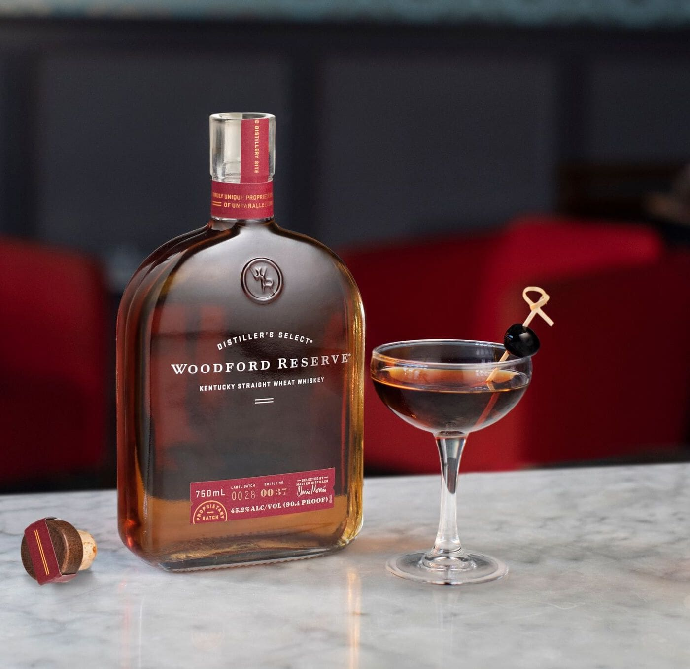 Woodford Reserve Wheat Manhattan