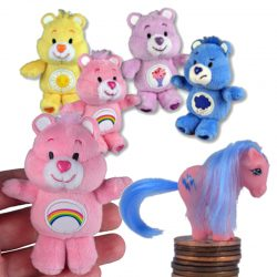The Review Wire 2019 Holiday Gift Guide: World's Smallest My Little Pony & Care Bears