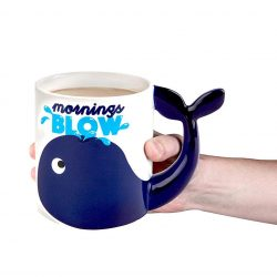 The Review Wire Holiday Gift Guide: Mornings Blow Coffee Mug