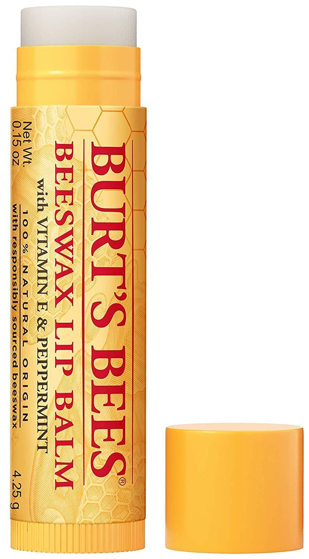 Burts Bees 100% Natural Origin Moisturizing Lip Balm