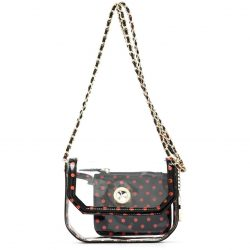 Chrissy Small Clear Game Day Handbag