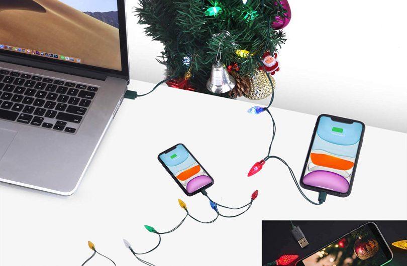 Christmas Lights USB