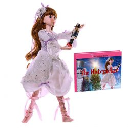 Clara-Marie Doll / Plus Free Nutcracker Story Book