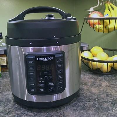 Crock-Pot Express Multi-Cooker + Crock-Pot Recipes Link-Up