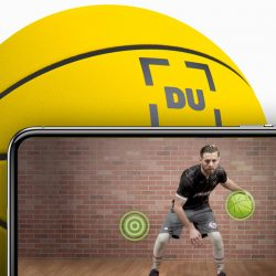 The Review Wire Holiday Gift Guide: DribbleUp Smart Basketball