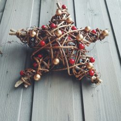 The Review Wire: Make it a Hygge Holiday with these Ideas for a Cozy Christmas - Hygge Christmas Star