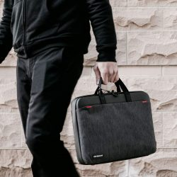 The Review Wire Holiday Gift Guide: KeySmart's Urban Portfolio Briefcase Slim Hard Shell