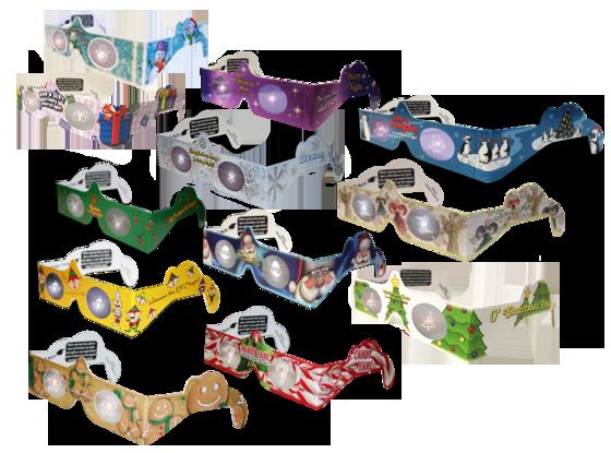 Mixed Holiday 3D Bundle