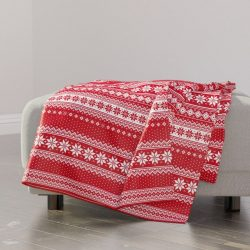 The Review Wire: Make it a Hygge Holiday with these Ideas for a Cozy Christmas - Nordic Hygge Throw Blanket
