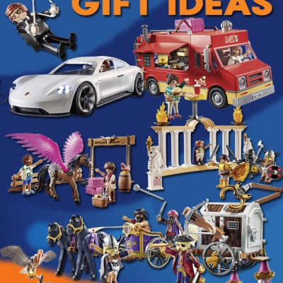 Playmobil The Movie Coloring Sheets + Gift Ideas