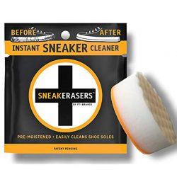 The Review Wire Holiday Gift Guide: SneakERASERS Instant Sneaker On-The-Go Singles