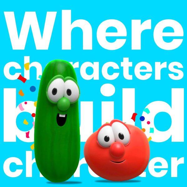 VeggieTales on Yippee TV