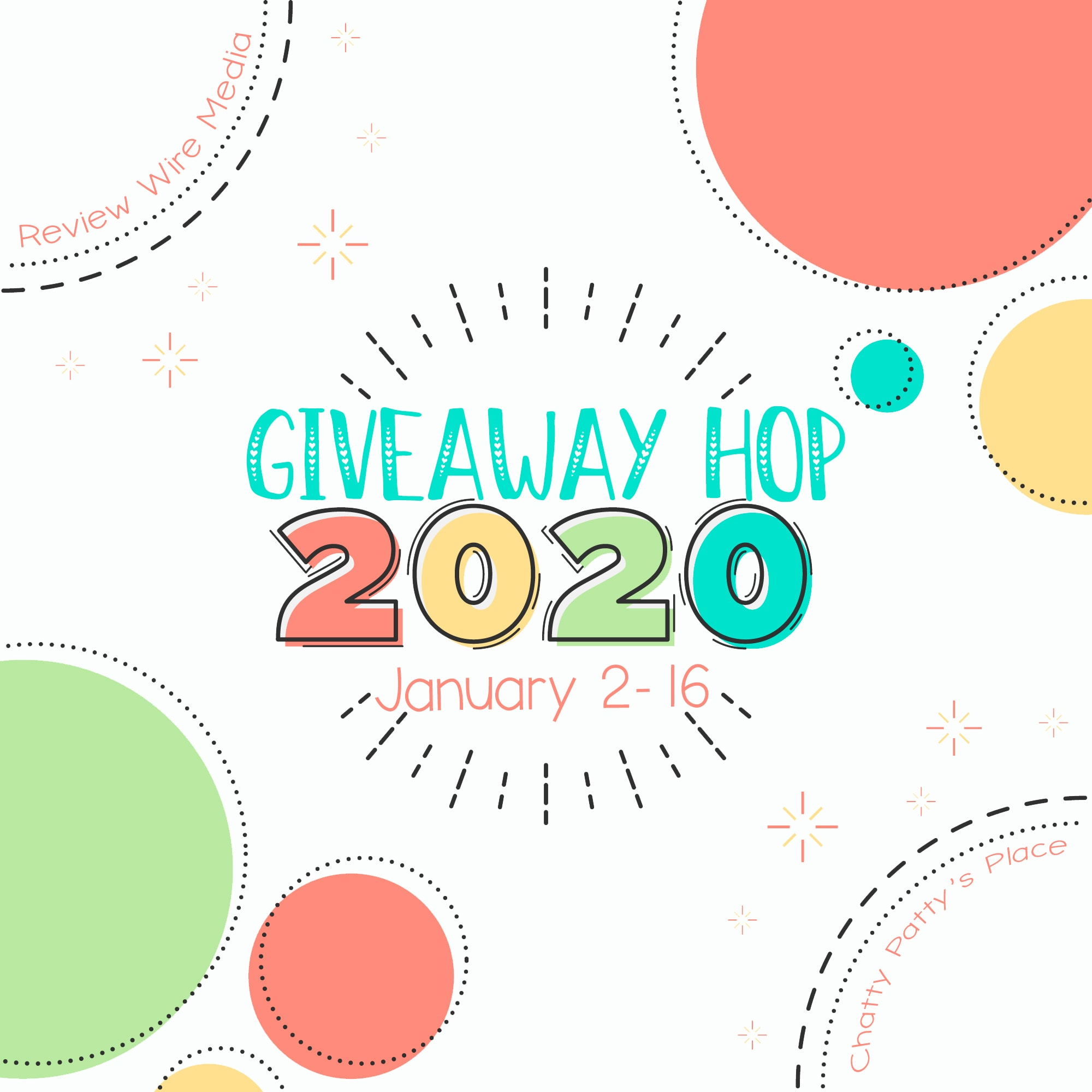 Welcome 2020 Giveaway Hop
