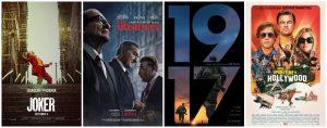 2020 Best Movie Nominations