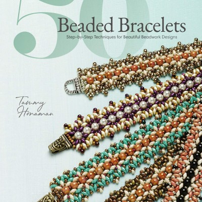 Learn to Create Beaded Jewelry with these Step-by-Step Books