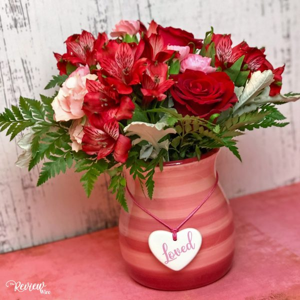 The Review Wire - Teleflora Playful Pink Bouquet