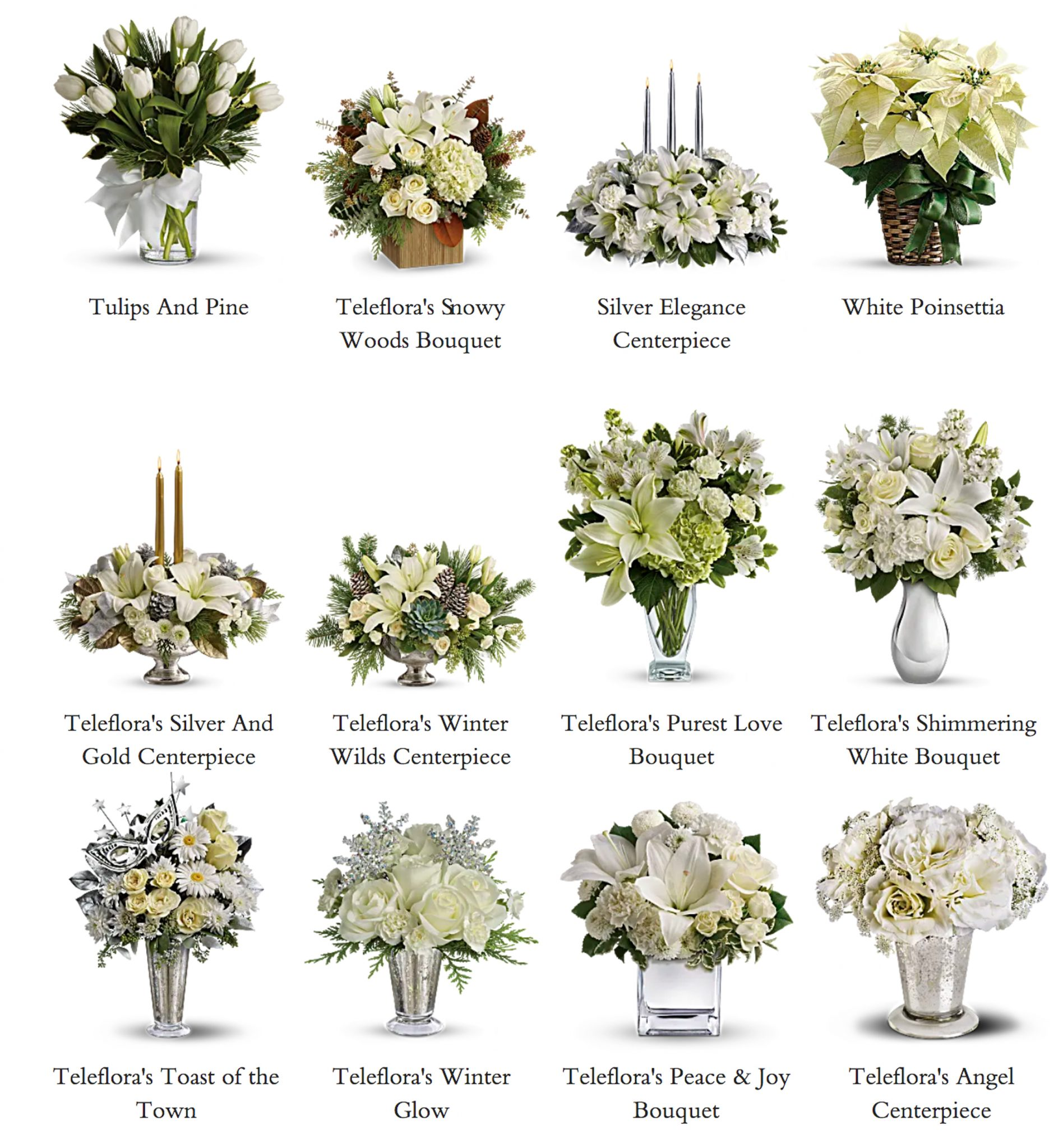 The Review Wire: Teleflora's Winter Bouquet Selection
