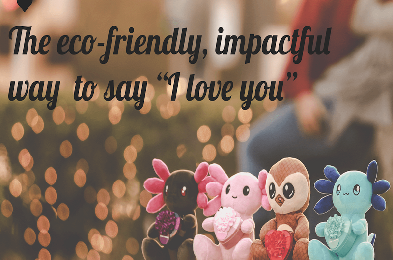 "The Review Wire: Axol & Friends - The Eco-Friendly PLUSH Way to Say, ""I love You"""