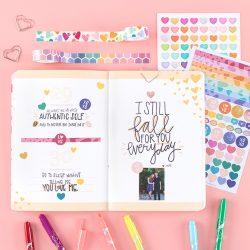 The Review Wire Valentine Guide 2020: Erin Condren Valentine Bundle
