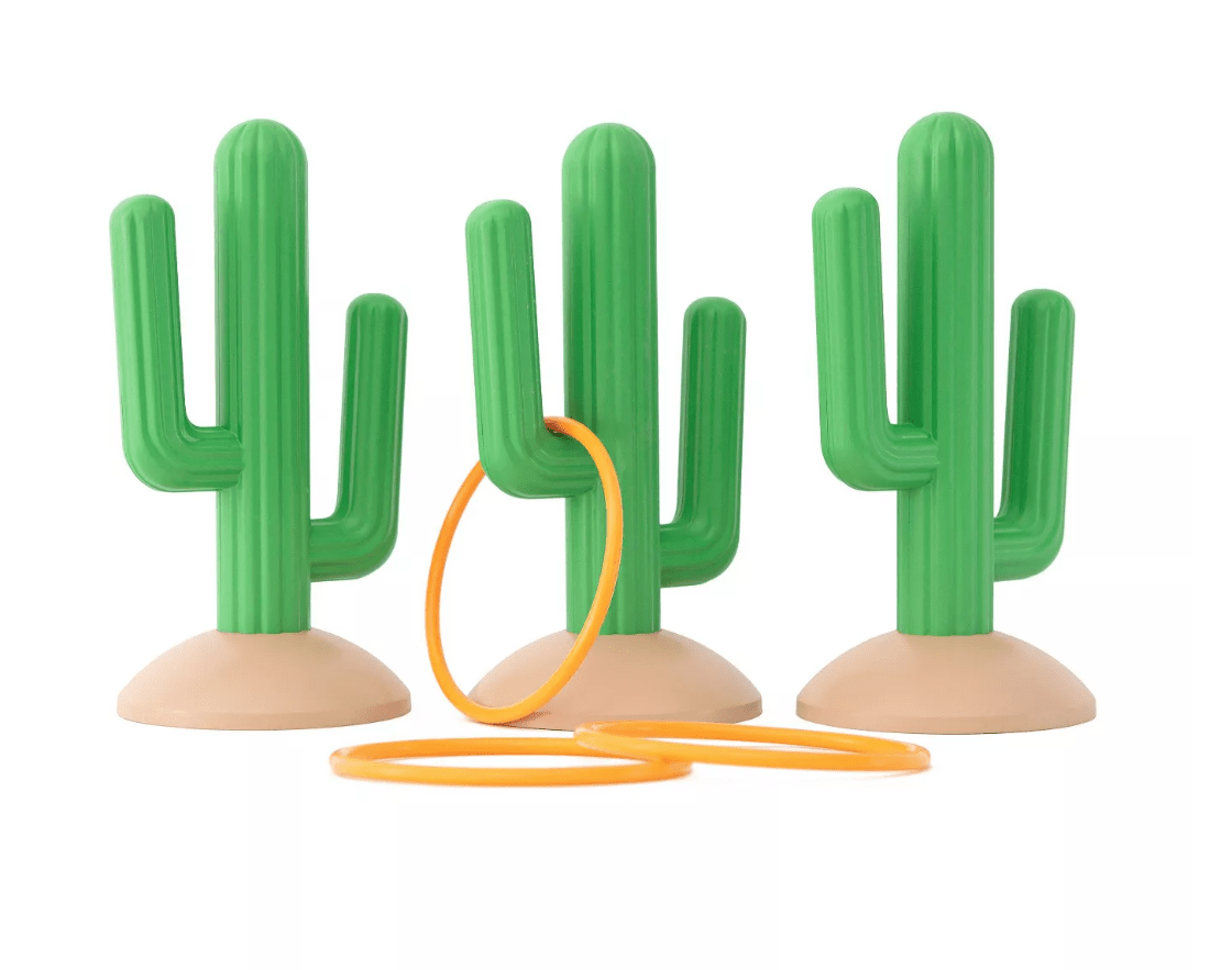 Antsy Pants Cactus Ring Toss