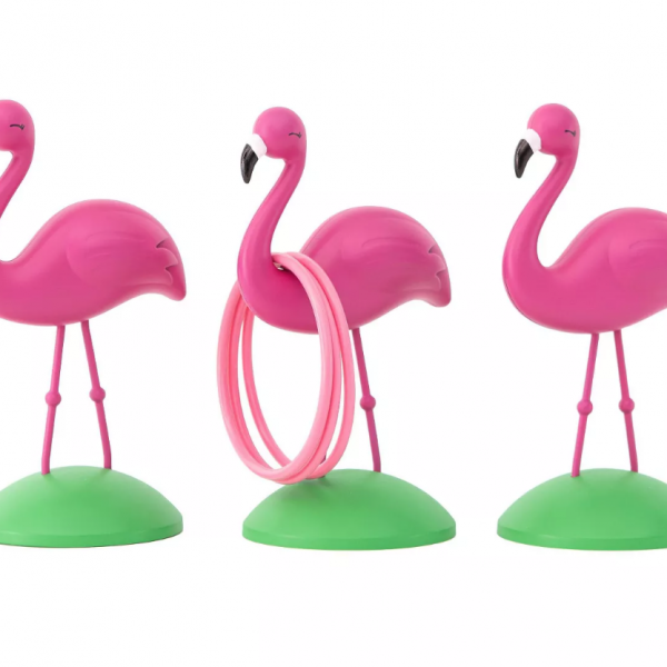 Antsy Pants Flamingo Ring Toss