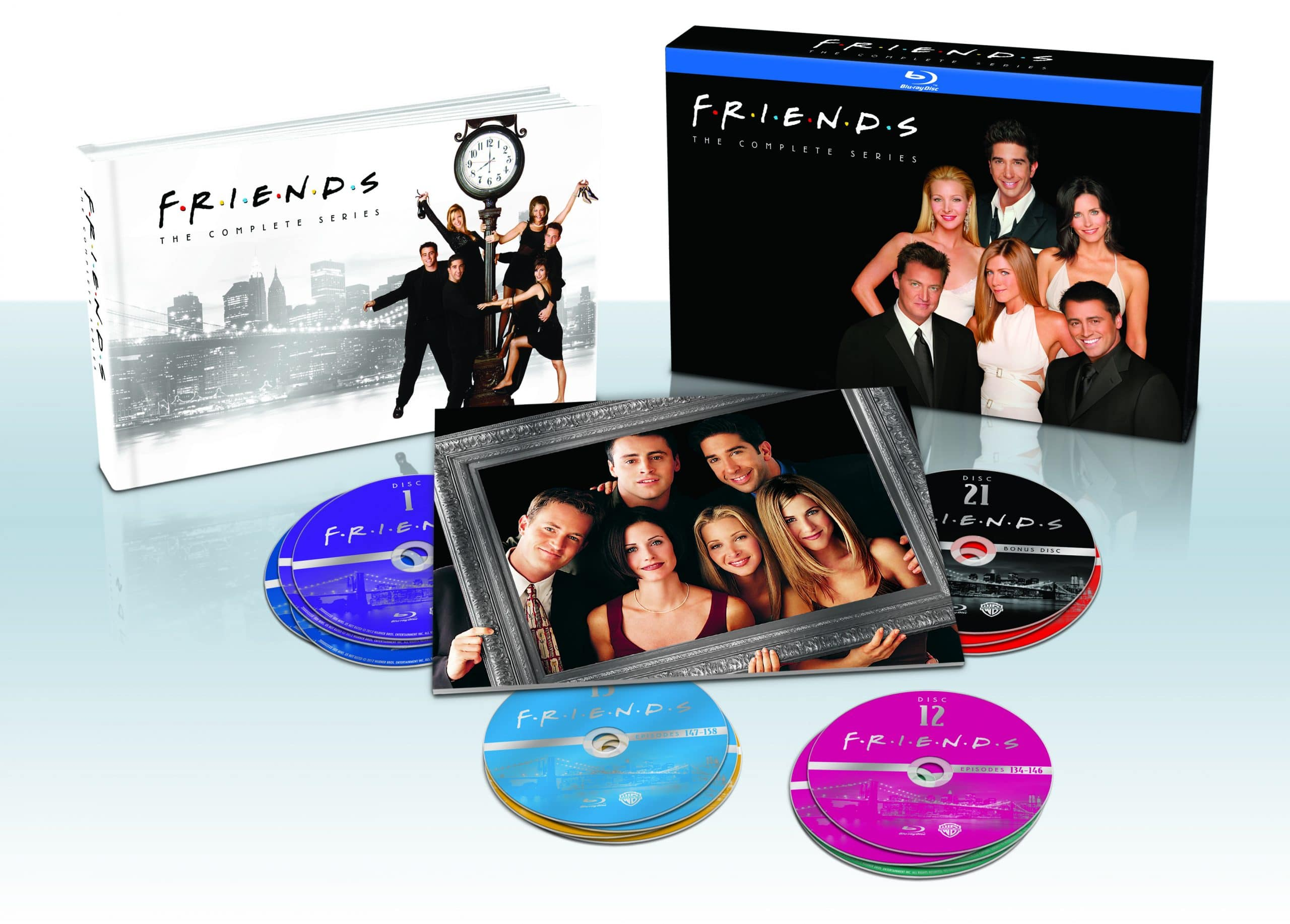 The Review Wire: Friends The Complete Series