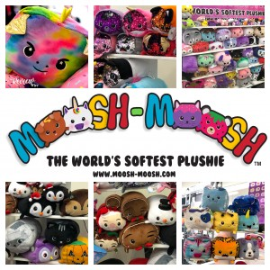 The Review Wire: Moosh-Moosh Plushies