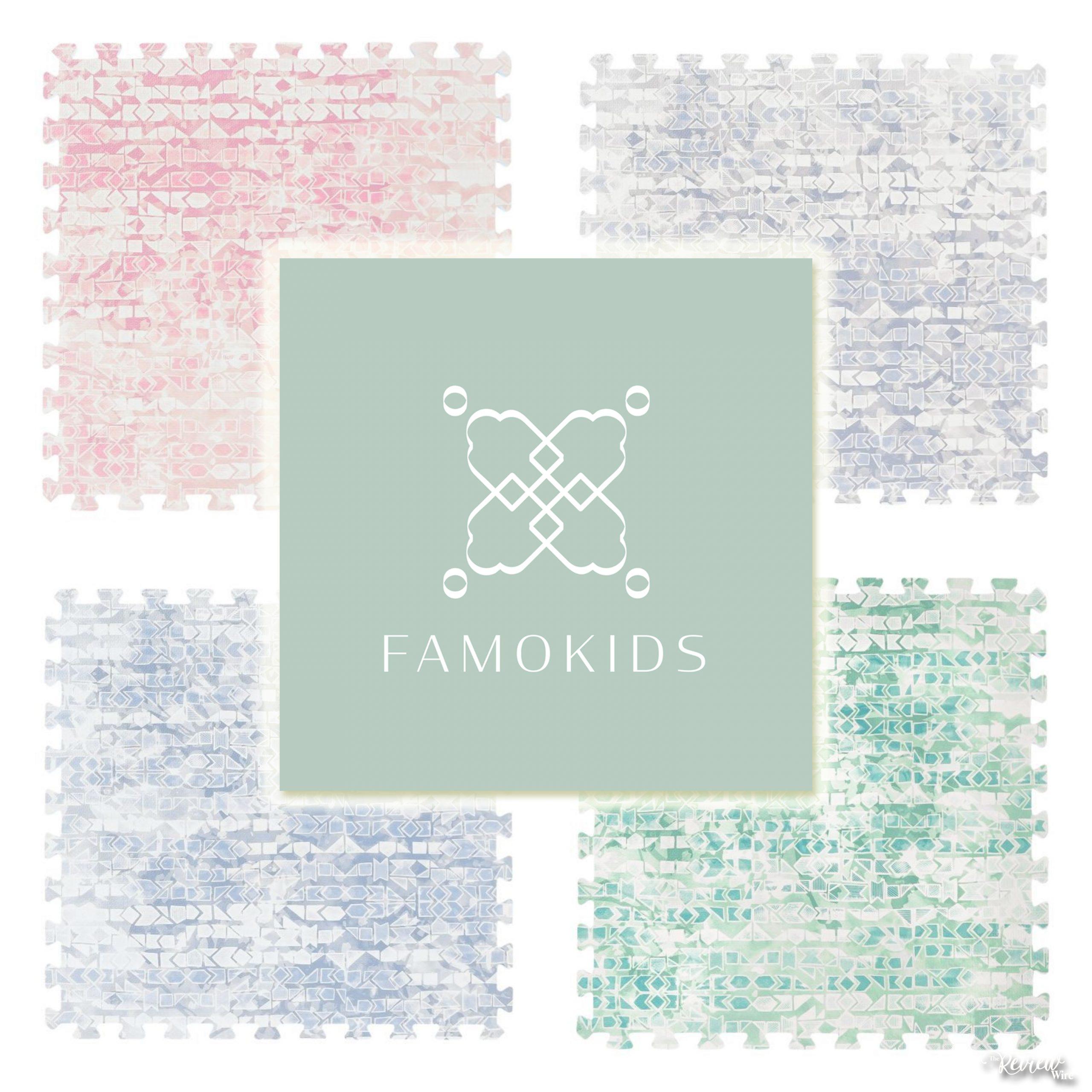 Famokids Mat Colors