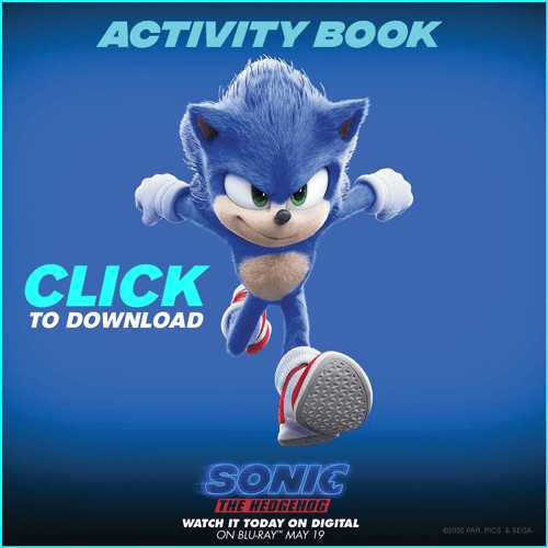 Sonic Activity Pages