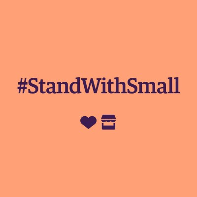 #StandWithSmall with Etsy Gifts