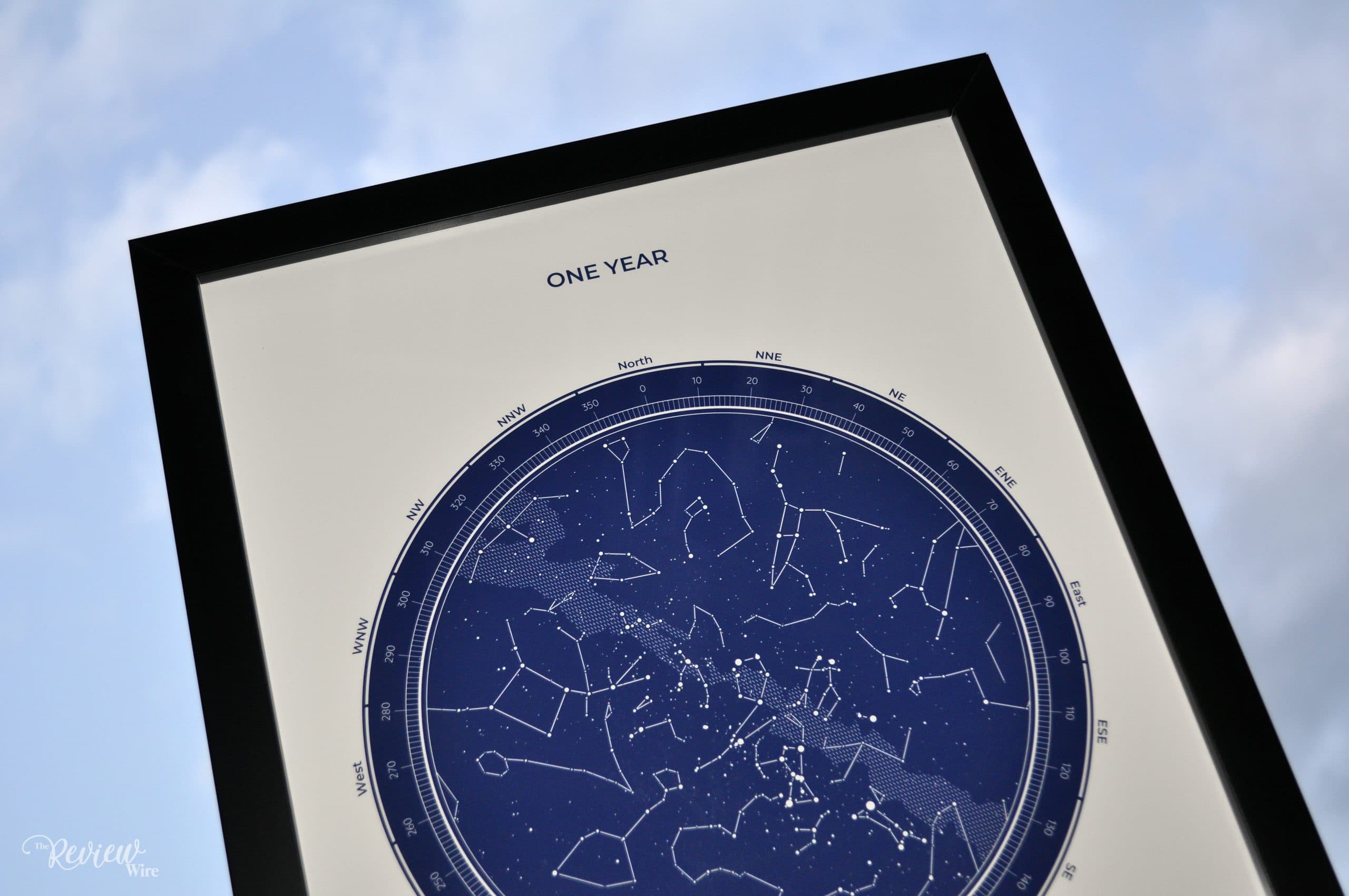 The Review Wire - Under Lucky Stars Map