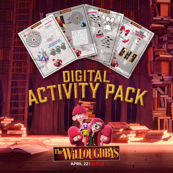 The Willoughbys_Digital_Activity_Pack