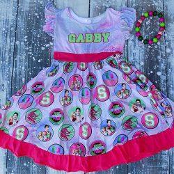 Disney Zombies Birthday DRESS